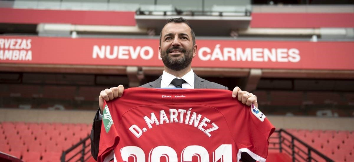 Диего Мартинес, самый успешный тренер в истории «Гранады», покидает испанский клуб