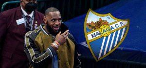 LeBron James Malaga