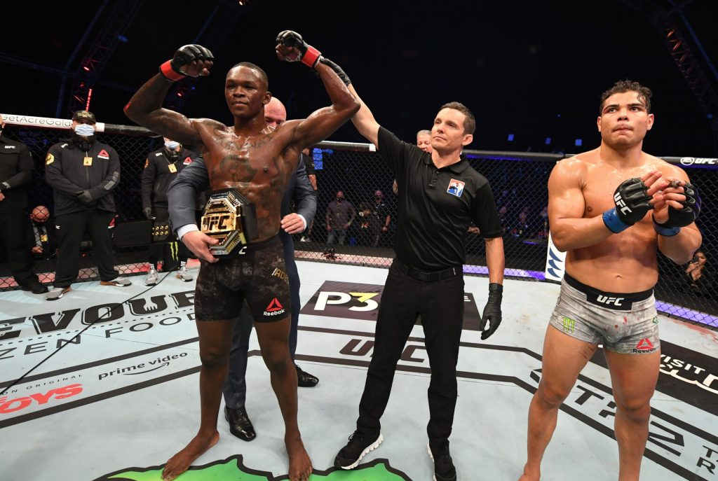 Ставки UFC 263