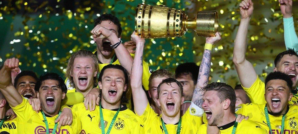 dortmund cup winner