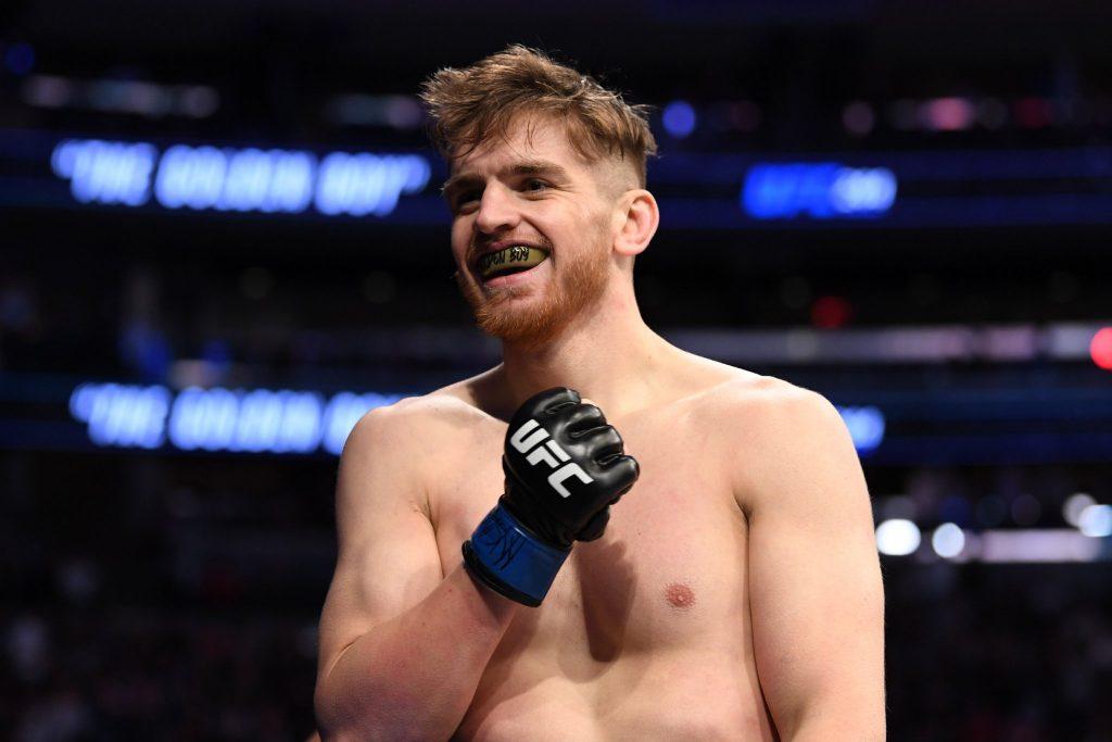 Коэффициенты на UFC Fight Night 188