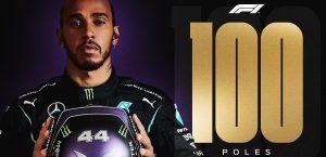 hamolton 100 poles