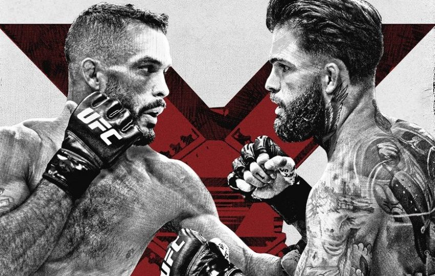 Анализ UFC Fight Night 188