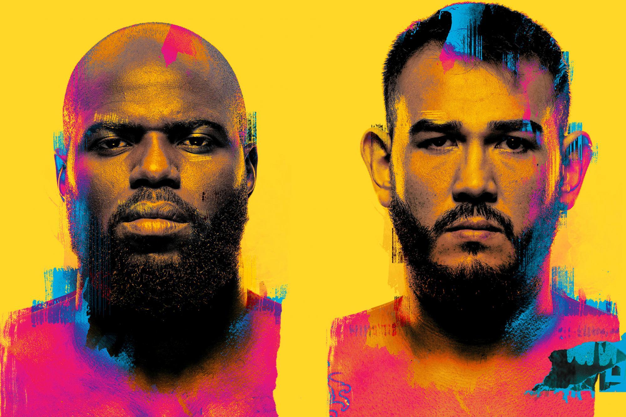 Прогнозы UFC Fight Night 189