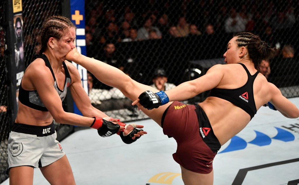 Ставки на UFC Fight Night 188