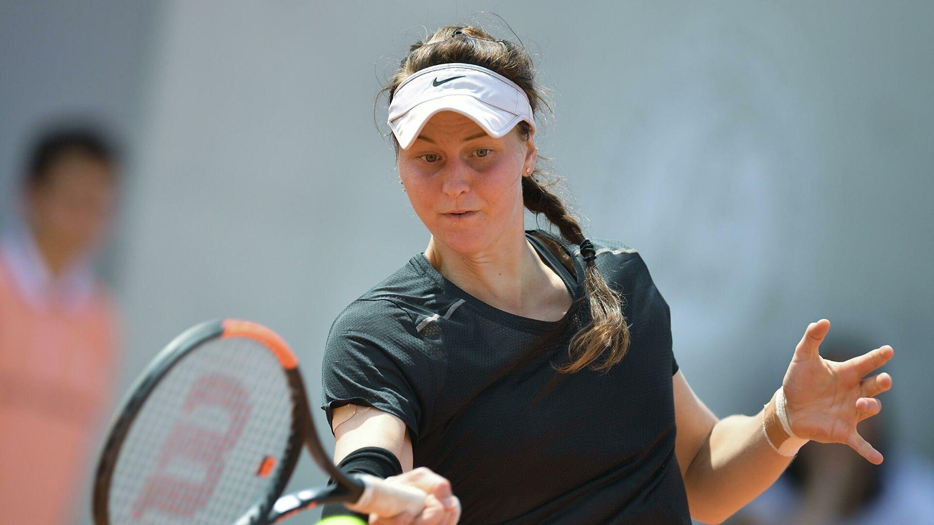 Людмила Самсонова - Кайя Канепи. Прогноз и ставки на теннис. 28 июня 2021 года