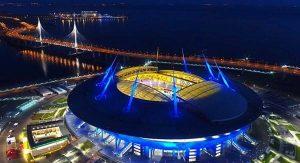 Gazprom Arena Istoriya i osobennosti stadiona FK Zenit