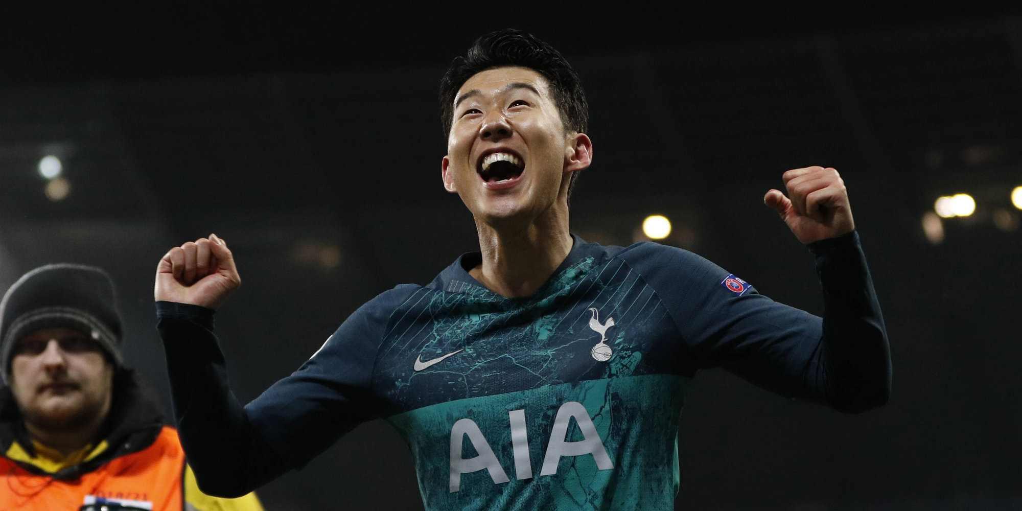 Son Hyn Min Vysokoklassnyj futbolist ne zavoevavshij ni odnogo trofeya