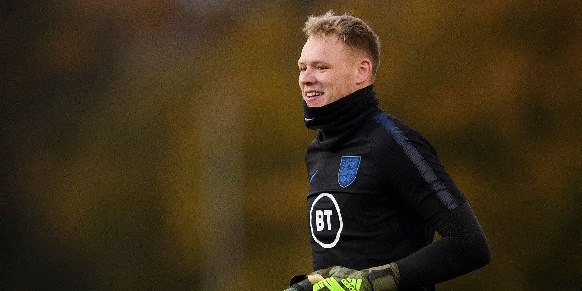 В заявке сборной Англии на Евро-2020 произошла рокировка вратарей