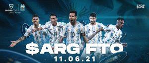 argentina token
