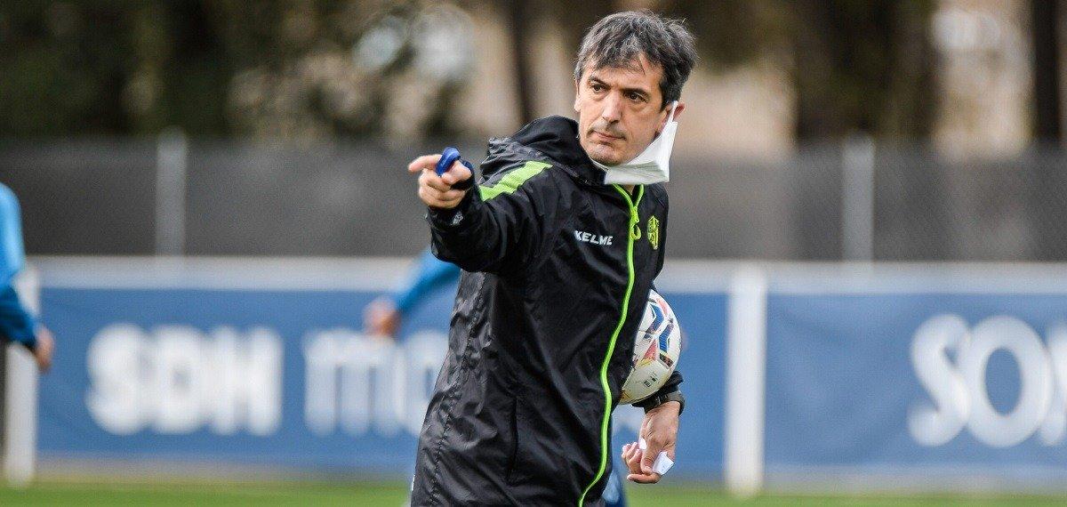 «Вальядолид» объявил о назначении нового главного тренера