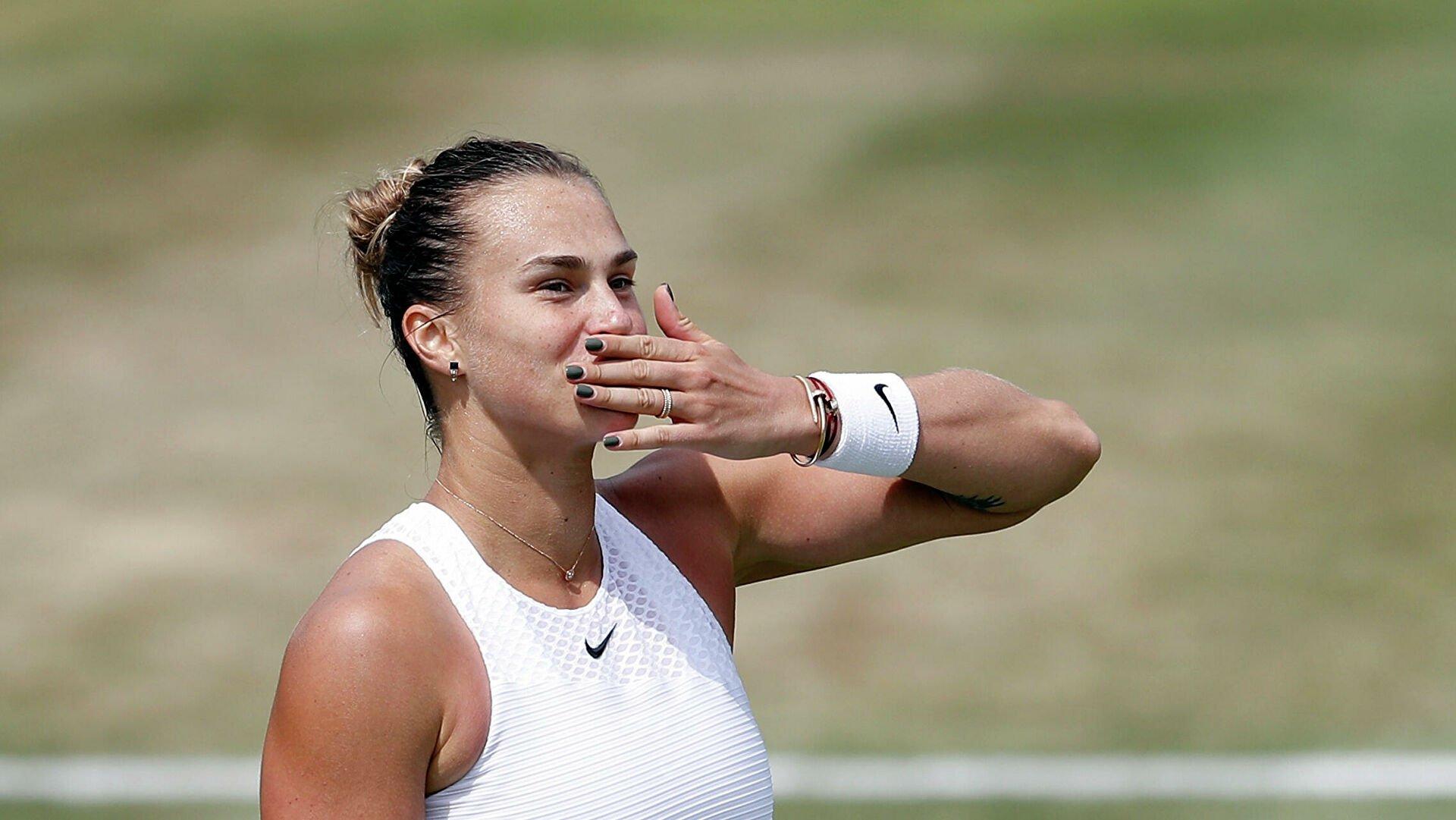 Онс Жабер - Арина Соболенко. Прогноз и ставки на теннис. 6 июля 2021 года