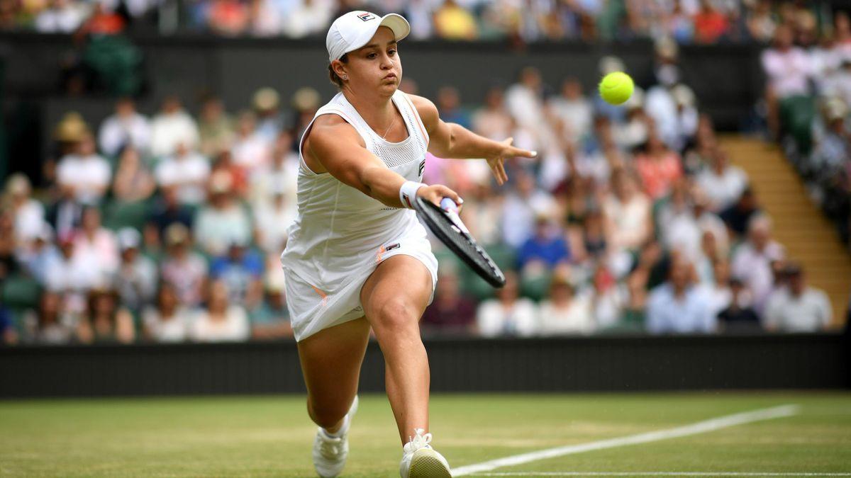 Эшли Барти - Барбора Крейчикова. Прогноз и ставки на теннис. 5 июля 2021 года