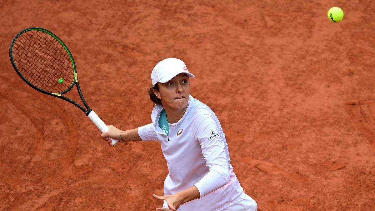 Ига Швентек - Ирина Бегу. Прогноз и ставки на теннис. 2 июля 2021 года