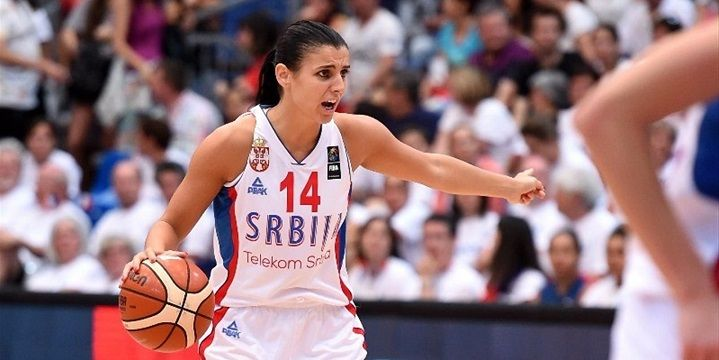 Сербия(Ж)