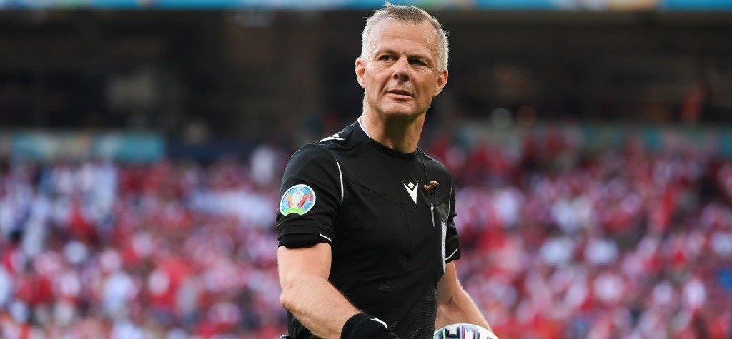 Финальный матч Евро-2020 обслужит судейская бригада Бьорна Куйперса