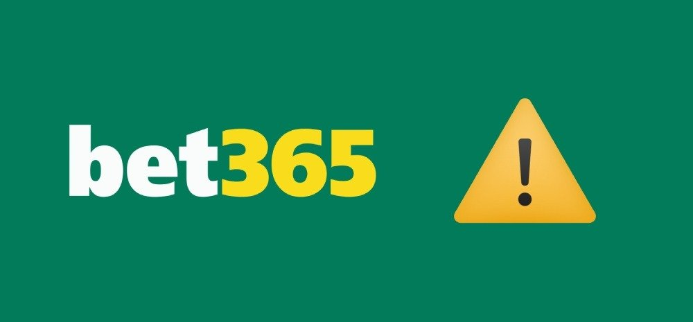Не работает БК Bet365. Что делать?
