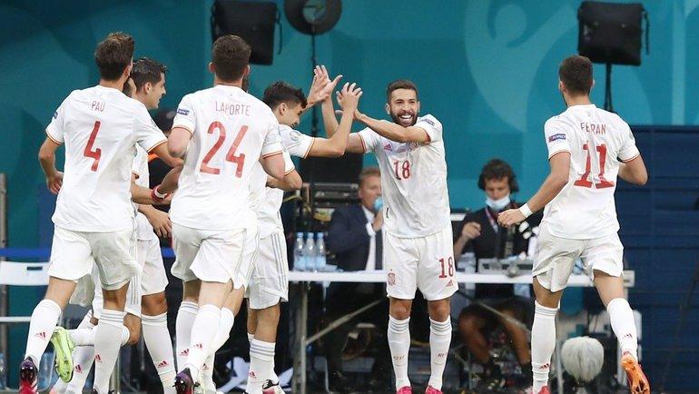 Ничья в матче Швейцарии и Испании позволила беттеру выиграть более 500 000 рублей