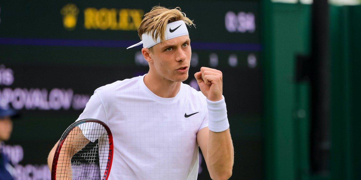 Денис Шаповалов - Роберто Баутиста-Агут. Прогноз и ставки на теннис. 5 июля 2021 года