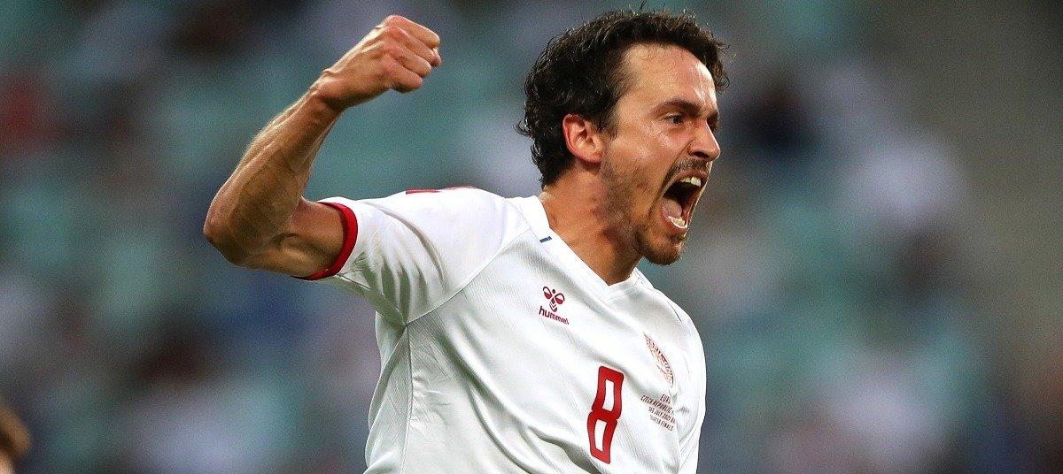 Дания впервые за 29 лет пробилась в полуфинал Евро, лучшим игроком матча с Чехией признан Томас Дилейни