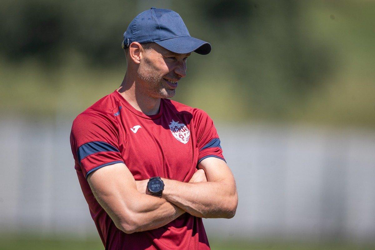 Алексей Березуцкий утверждён в должности главного тренера ПФК ЦСКА