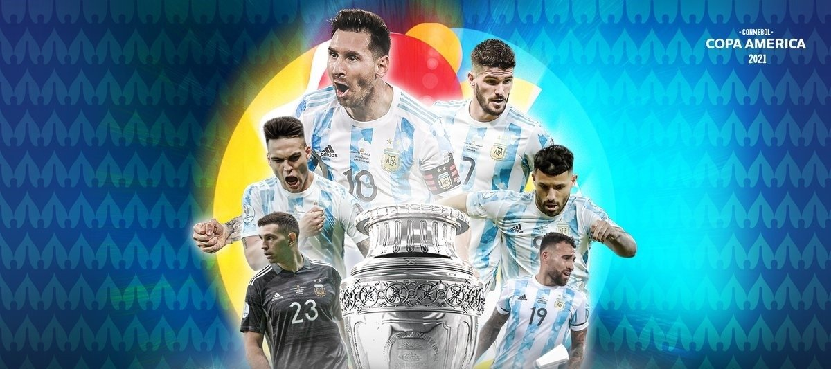 Аргентина завоевала первый за 28 лет Кубок Америки: факты, видео обзор финала, церемония награждения
