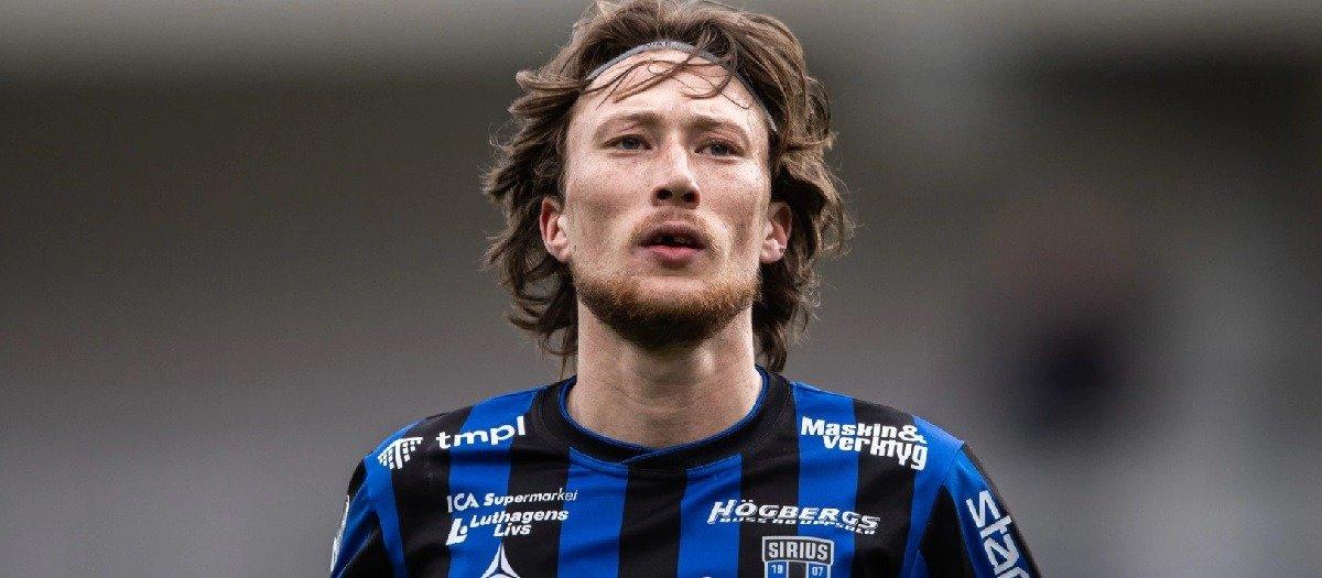 Шведский защитник Аксель Бьорнстрём пополнил состав тульского «Арсенала»