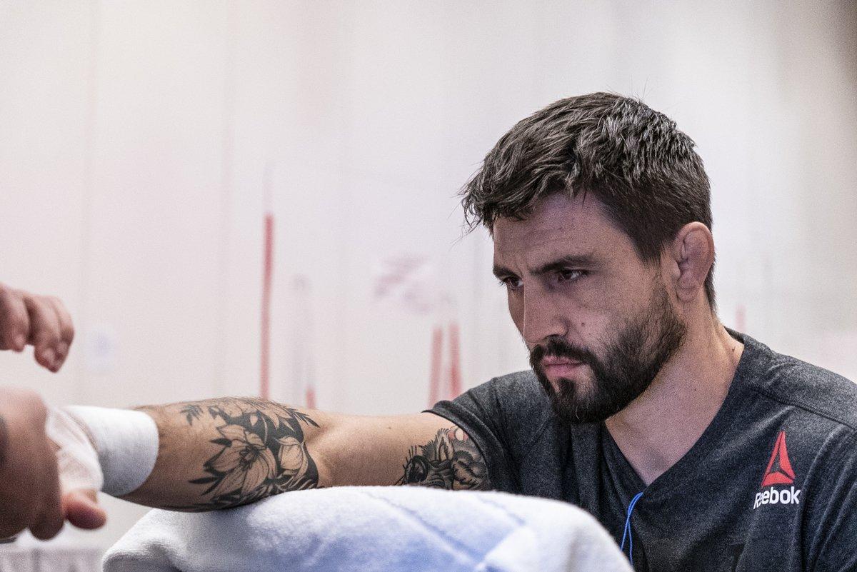 Макс Гриффин - Карлос Кондит: коэффициенты и прогноз на бой 11 июля