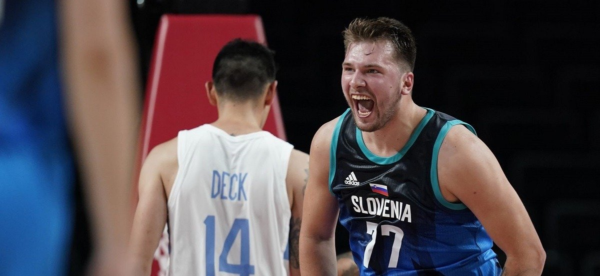 doncic olympics
