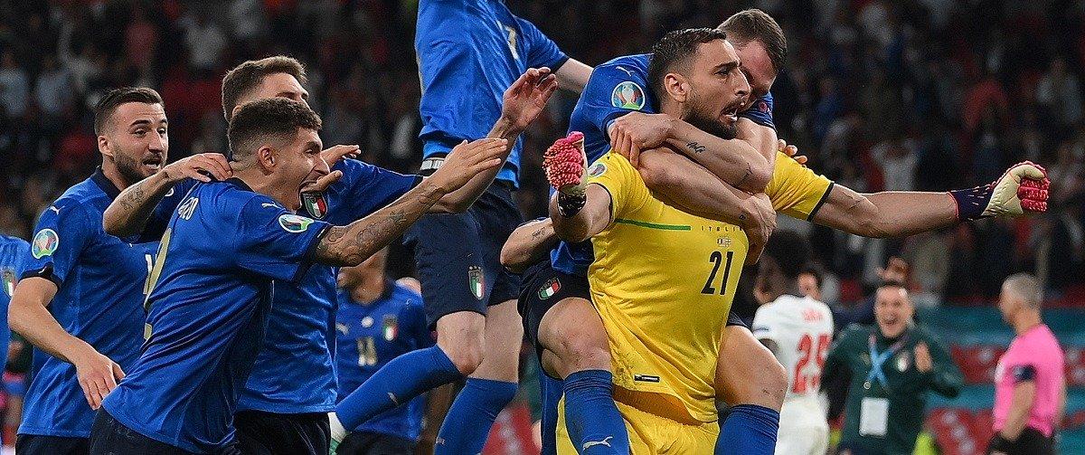 Лучшим футболистом Евро-2020 признан Джанлиджи Доннарумма