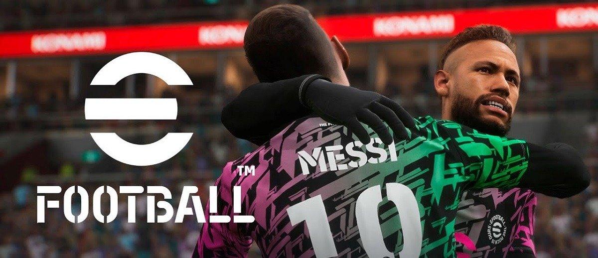 eFootball Trailer PES 2022