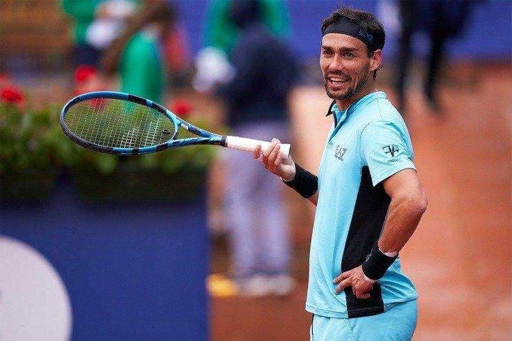 Фабио Фоньини - Роберто Карбальес Баэна. Прогноз и ставки на теннис. 15 июля 2021 года