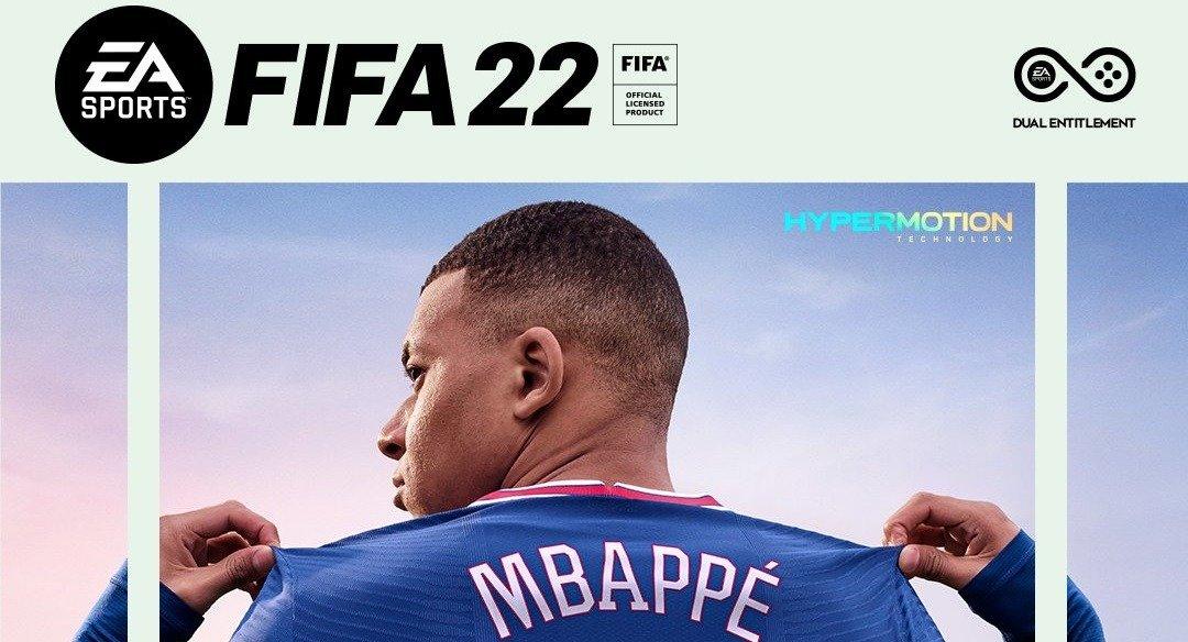 EA Sports представила обложку футбольного симулятора FIFA 22