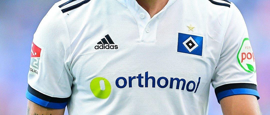 Из-за нелепой ошибки Adidas немецкий «Гамбург» остался без выездной формы перед стартом сезона