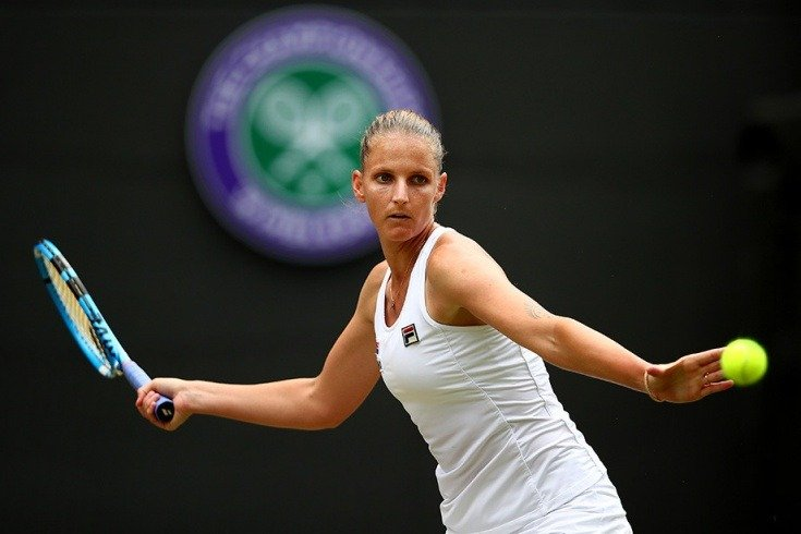 Каролина Плишкова - Виктория Голубич. Прогноз и ставки на теннис. 6 июля 2021 года
