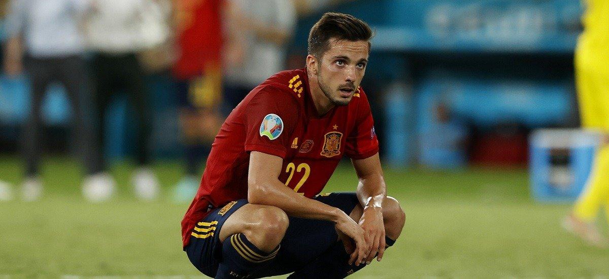Пабло Сарабия не сможет выйти на полуфинальный матч Евро-2020 из-за травмы