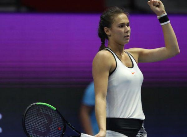 Леони Кунг - Наталья Вихлянцева. Прогноз и ставки на теннис. 19 июля 2021 года