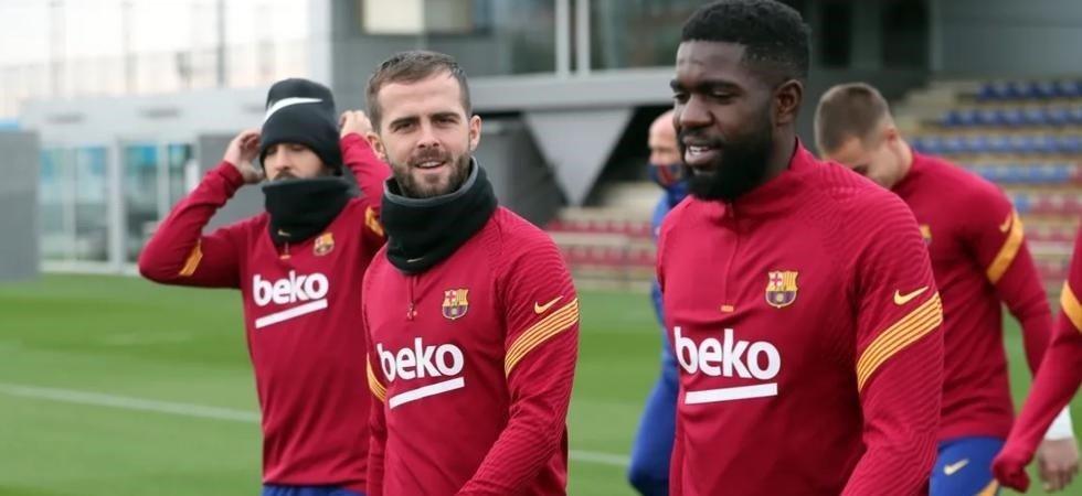 «Барселона» готова бесплатно отпустить Миралема Пьянича и Самуэля Умтити
