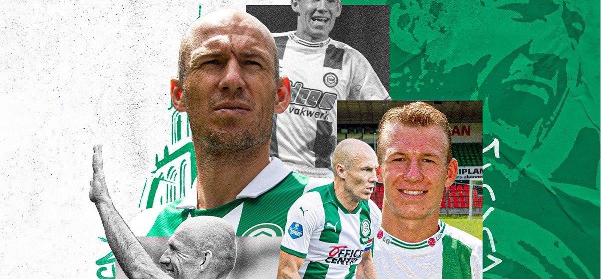 37-летний Арьен Роббен завершил карьеру футболиста