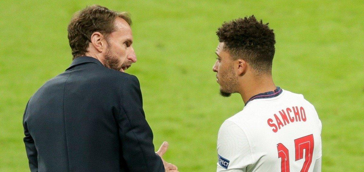Джейдон Санчо впервые на Евро-2020 выйдет в старте сборной Англии - из-за травмы Букайо Саки