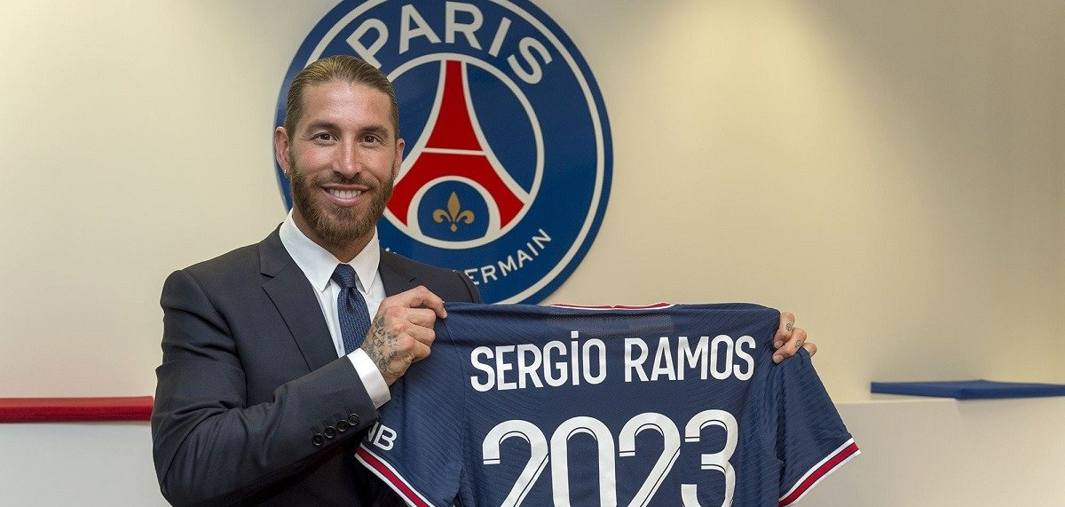 Официально: Серхио Рамос – игрок «ПСЖ». Первые комментарии сторон