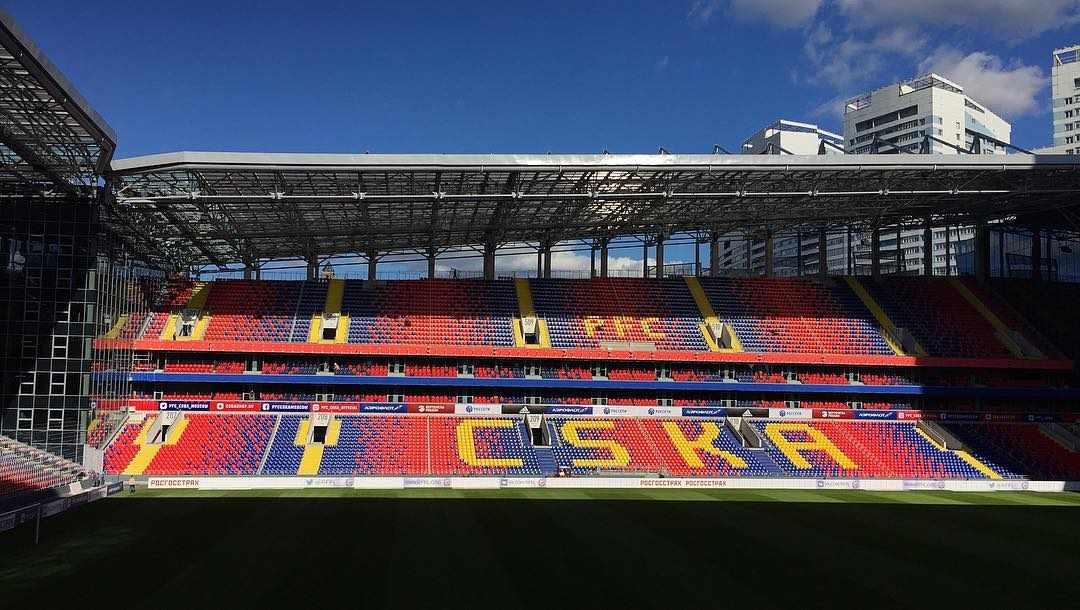 stadion tsska veb arena moskva