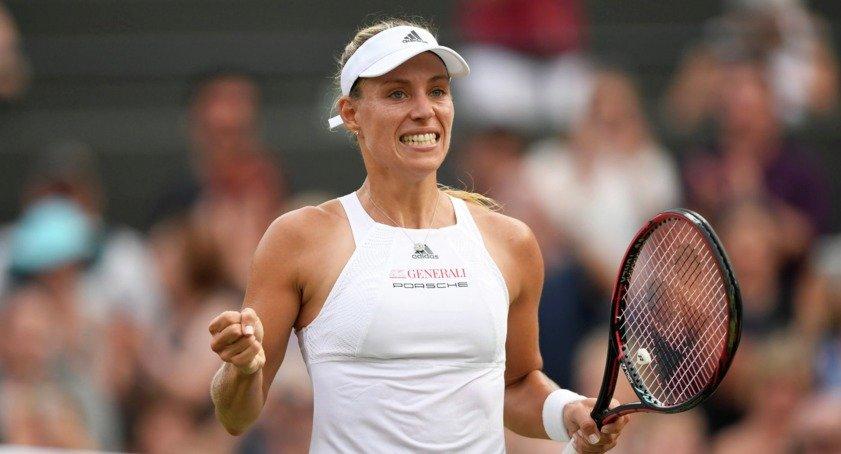 Анжелика Кербер - Александра Саснович. Прогноз и ставки на теннис. 3 июля 2021 года