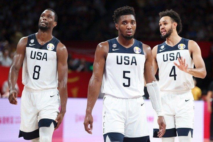 США - Австралия. Прогноз и ставки на баскетбол. 13 июля 2021 года