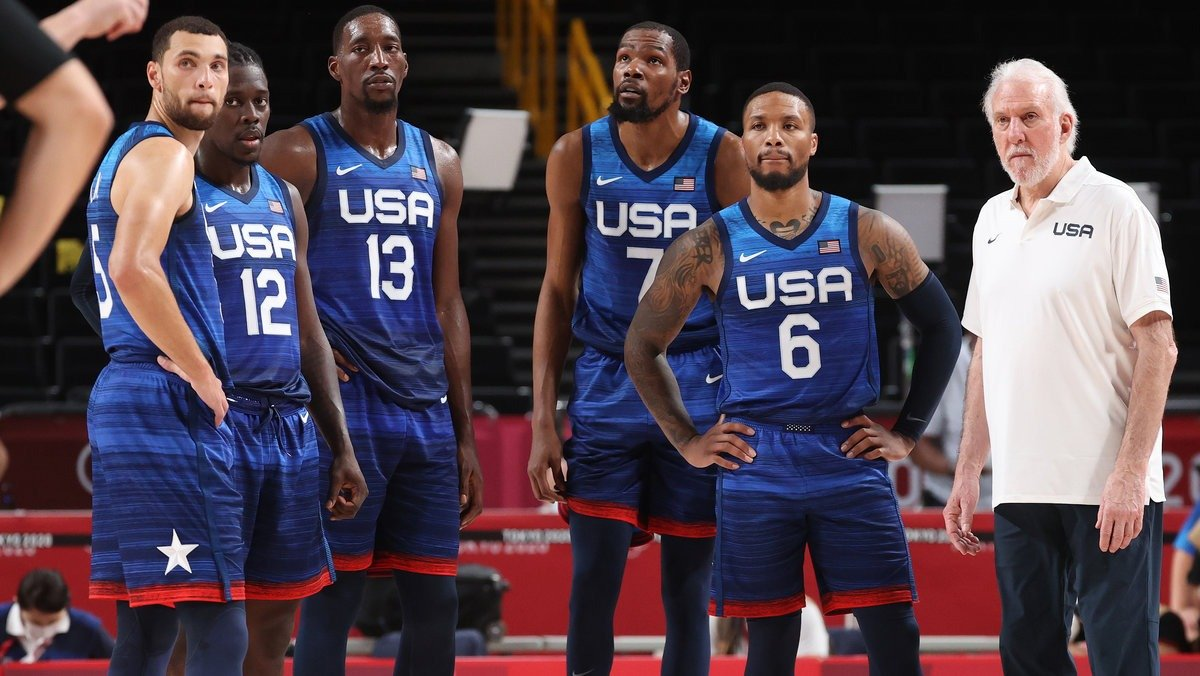 Испания - США. Прогноз и ставки на баскетбол. 3 августа 2021 года
