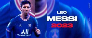 Messi PSG 2023