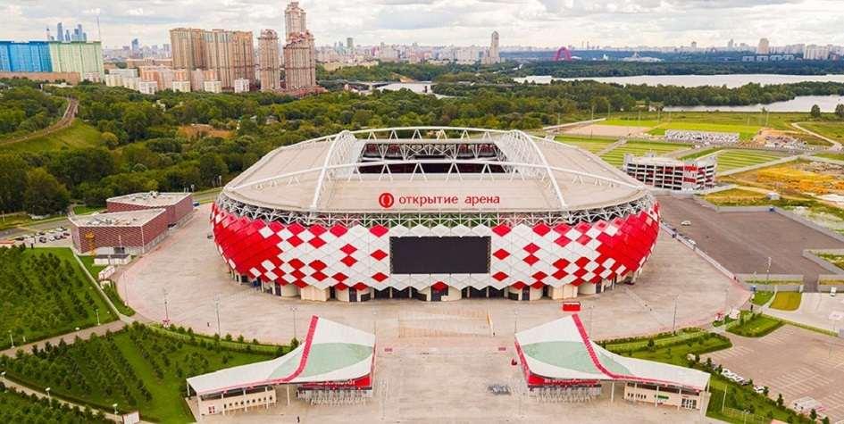 Otkrytie Bank Arena CHto nuzhno znat o stadione Spartaka