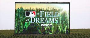 field of dreams logo mlb