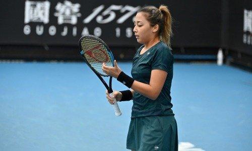 Зарина Дияс - Анастасия Захарова. Прогноз и ставки на теннис. 28 сентября 2021 года