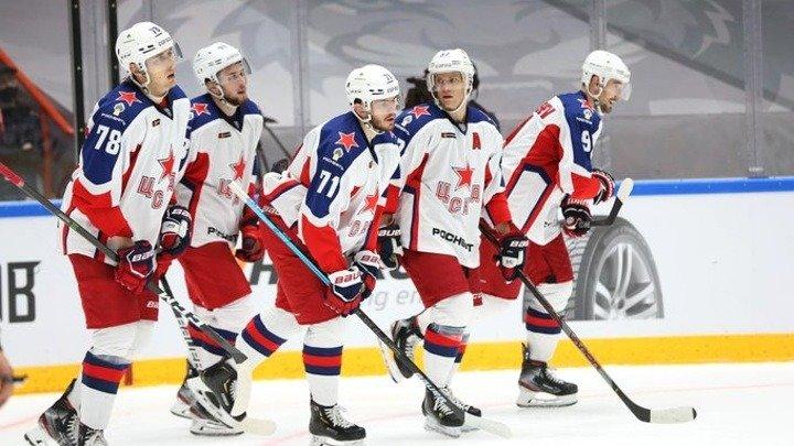 Автомобилист - ЦСКА. Прогноз и ставки на хоккей. 19 сентября 2021 года